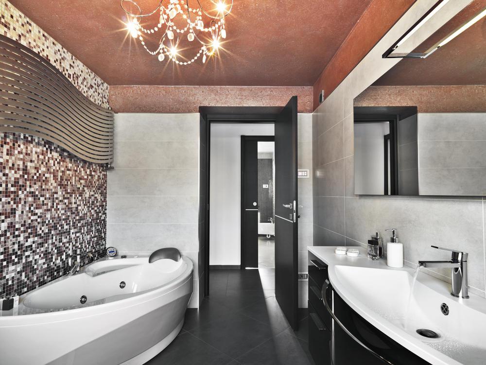 Какой Ванная комната Самые Ярко Что Самый