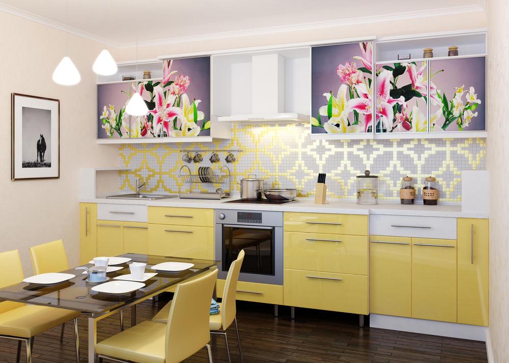 уже цветные картинки для кухни него